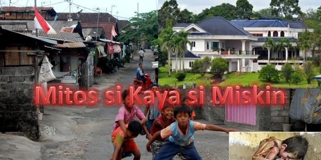 Mitos Kaya Miskin