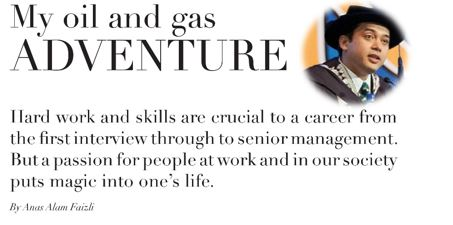 My Oil and Gas Adventure – Resource Magazine